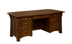 Manitoba Executive Desk