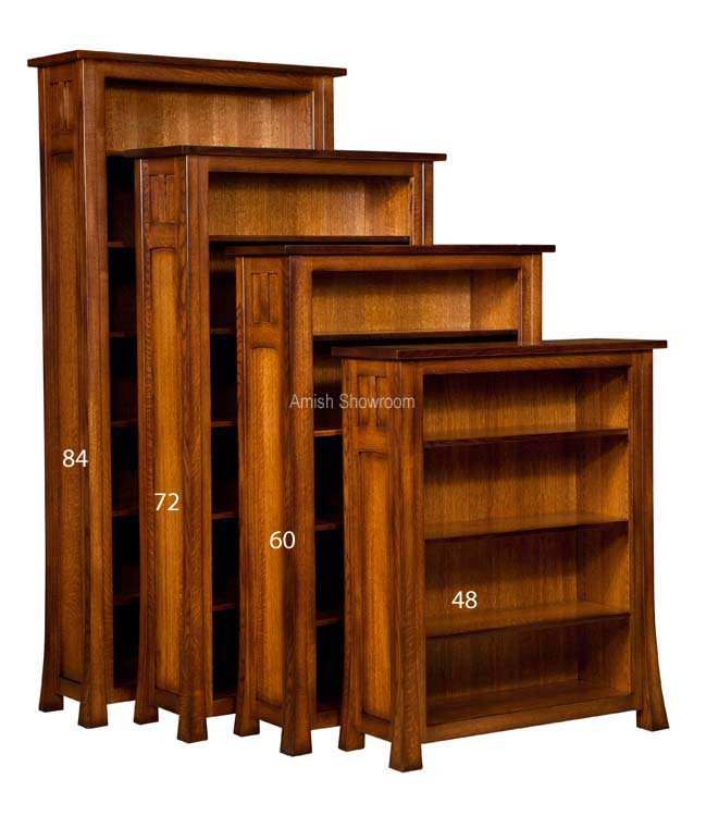 awb bookcases bk in inch shown woods v fl bookcase regal style simply r furniture pensacola