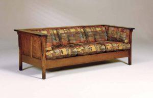 Cubic Panel Sofa 143 CPS