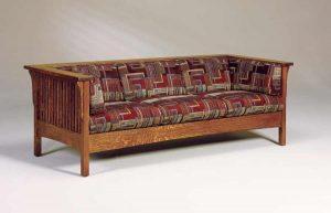 Cubic Slat Sofa 103 CSS
