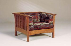 Cubic Slat Chair 101 CSC