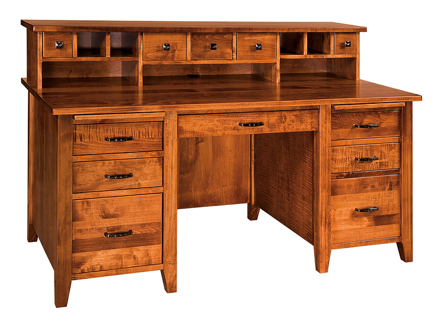 Country Squire Desk Eb1040 For 1 849 00 In Office Amish