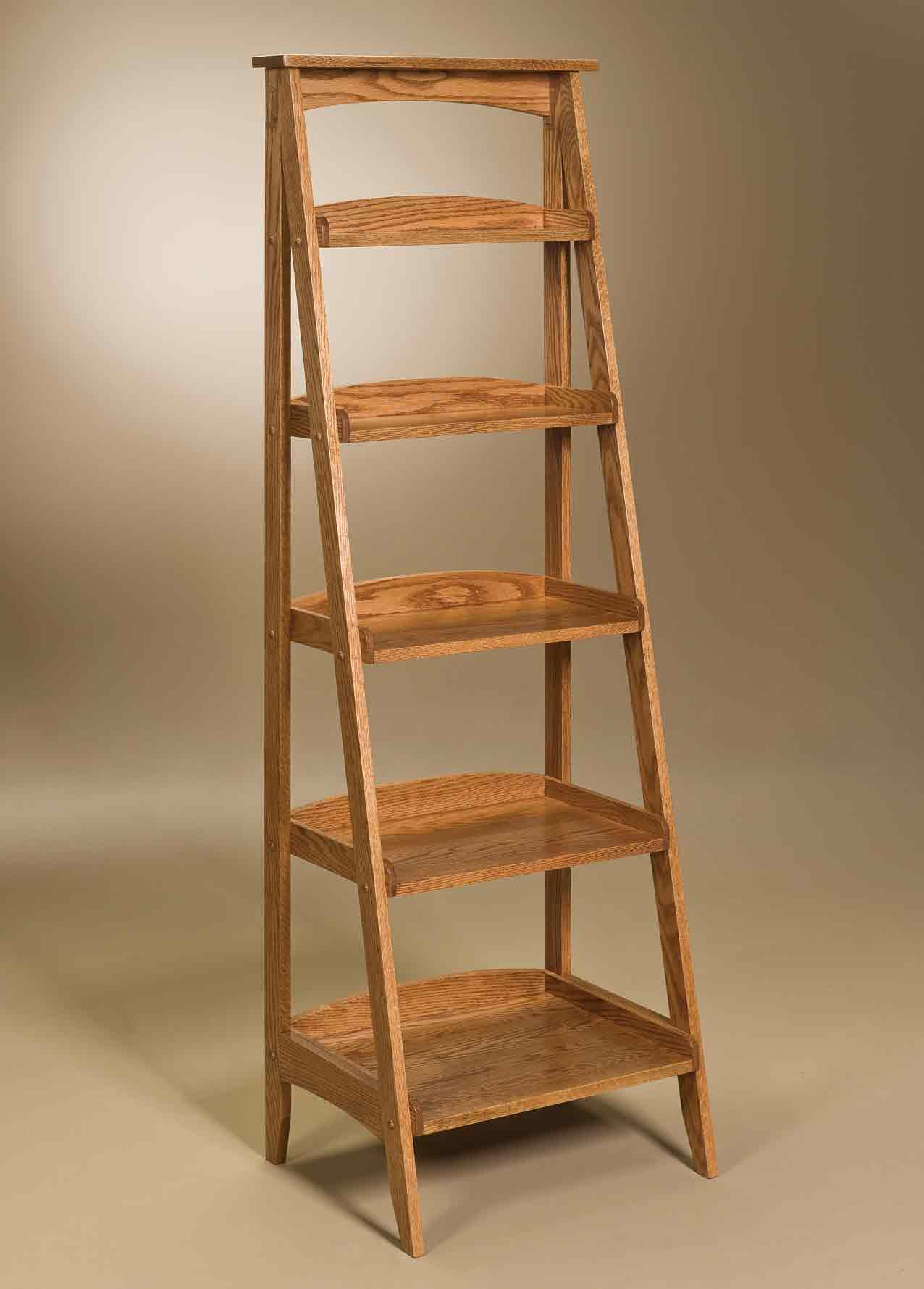 Ladder Stand D 12 For 449 00 In Display Amish Furniture