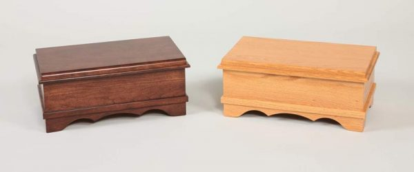 Classic Jewelry Chests 470