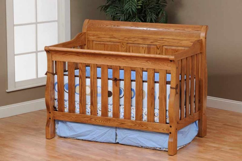 Amish Furniture cribs
