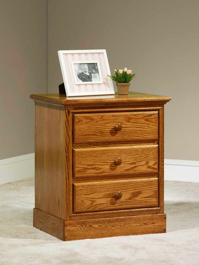 Traditional Nightstand