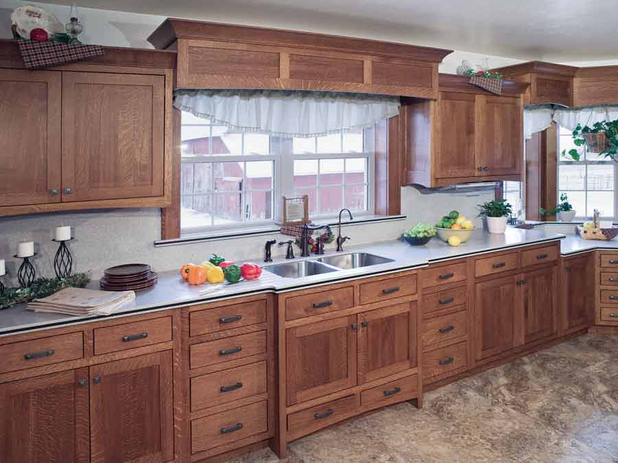 Amish Kitchen Cabinets Custom American Made Kitchen Cabinets