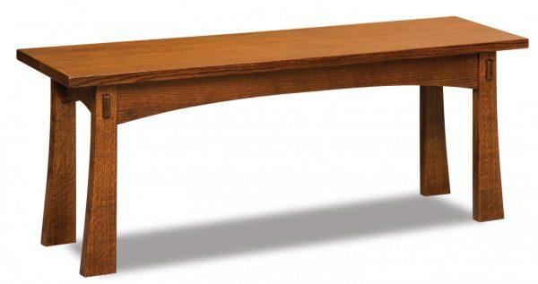 Modesto Trestle Bench