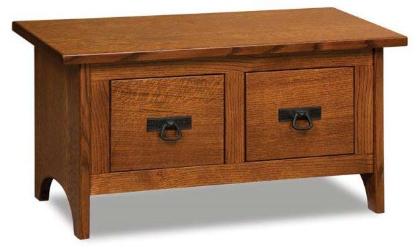 Locker Drawer Bench
