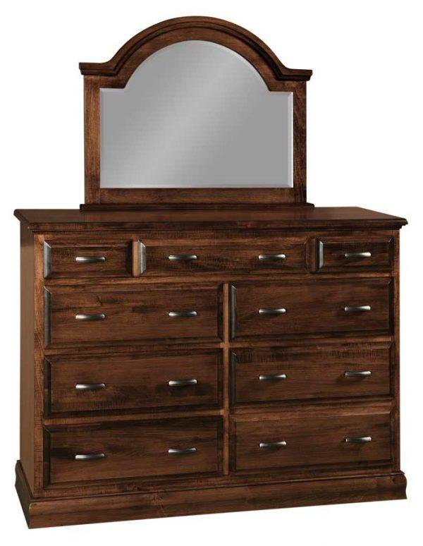 Adrianna 9 Drawer Dresser