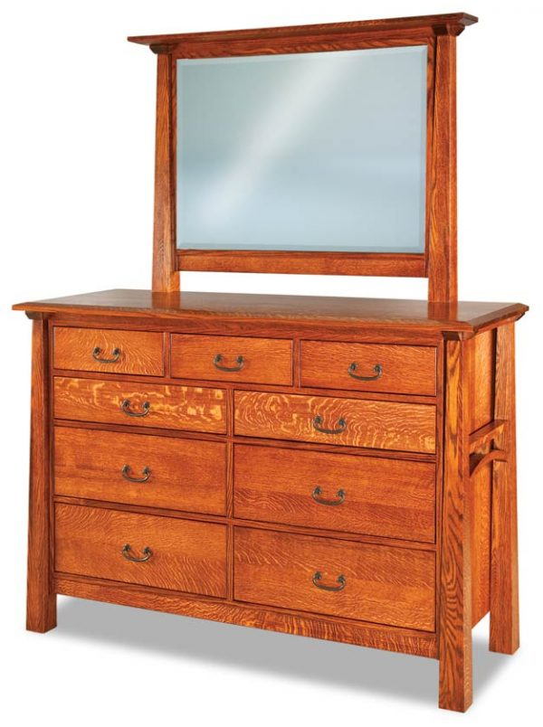 Artesa 9 Drawer Dresser 057