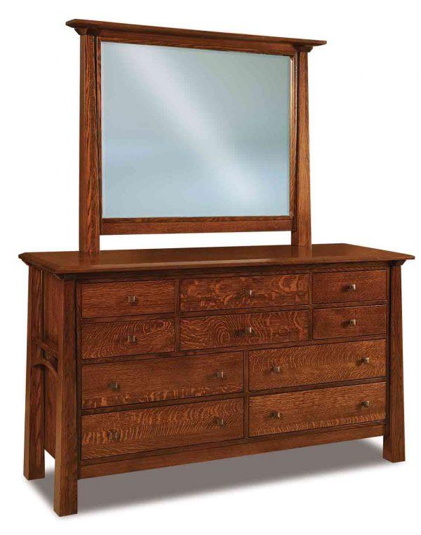 Artesa 10 Drawer Dresser 066