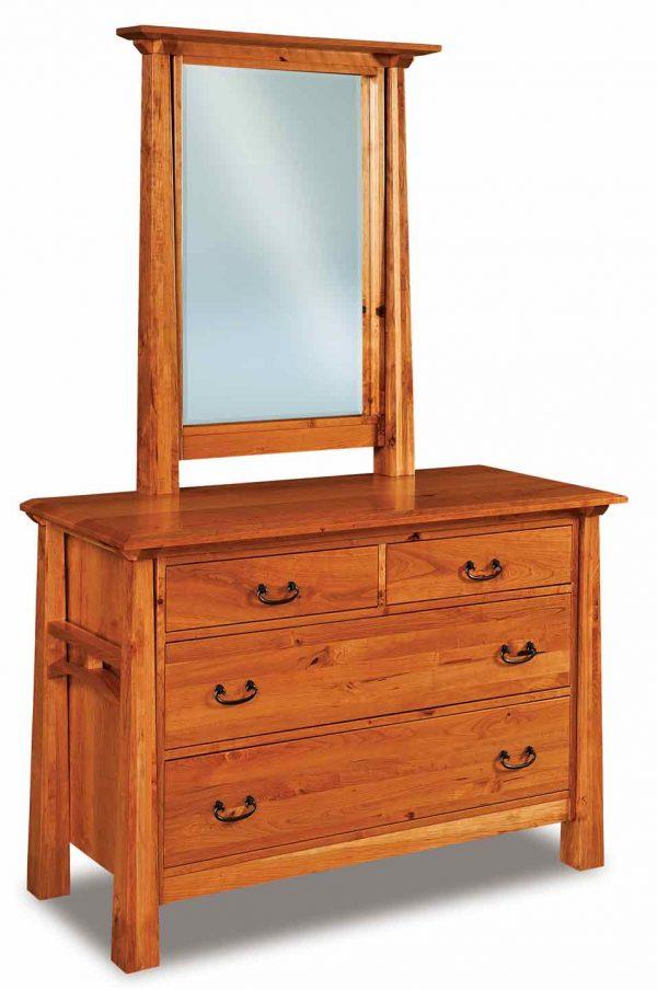 Artesa 4 Drawer Dresser 051-1