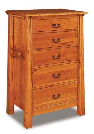 Artesa 5 Drawer Dresser 035