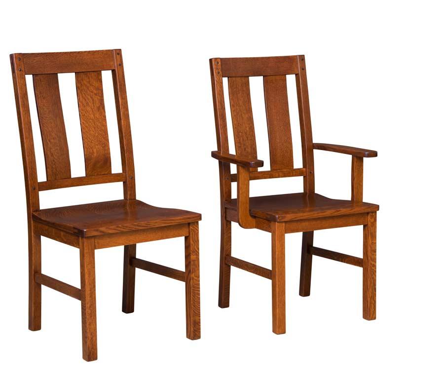 Artisan Brunswick Dining Chair Buy Custom Amish