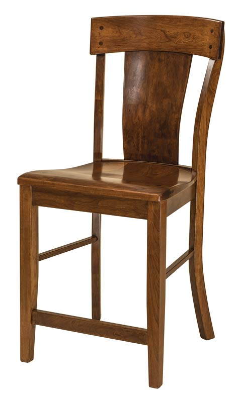 Lacombe Stationary Barstool