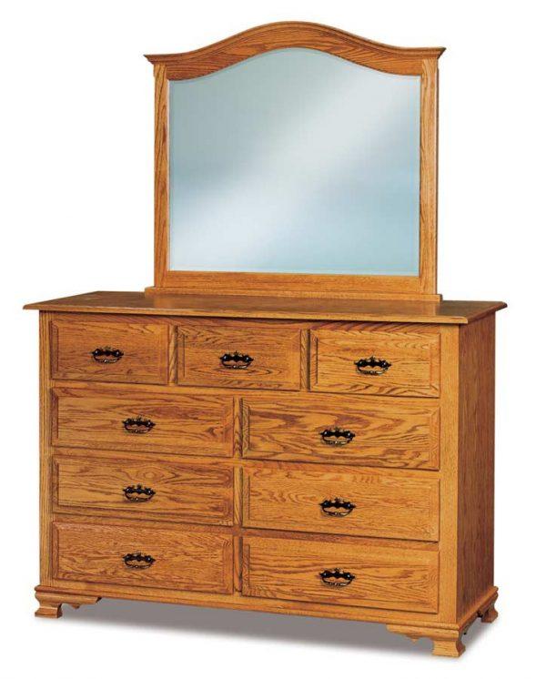 Hoosier Heritage 9 Drawer Mule Dresser JRH 058