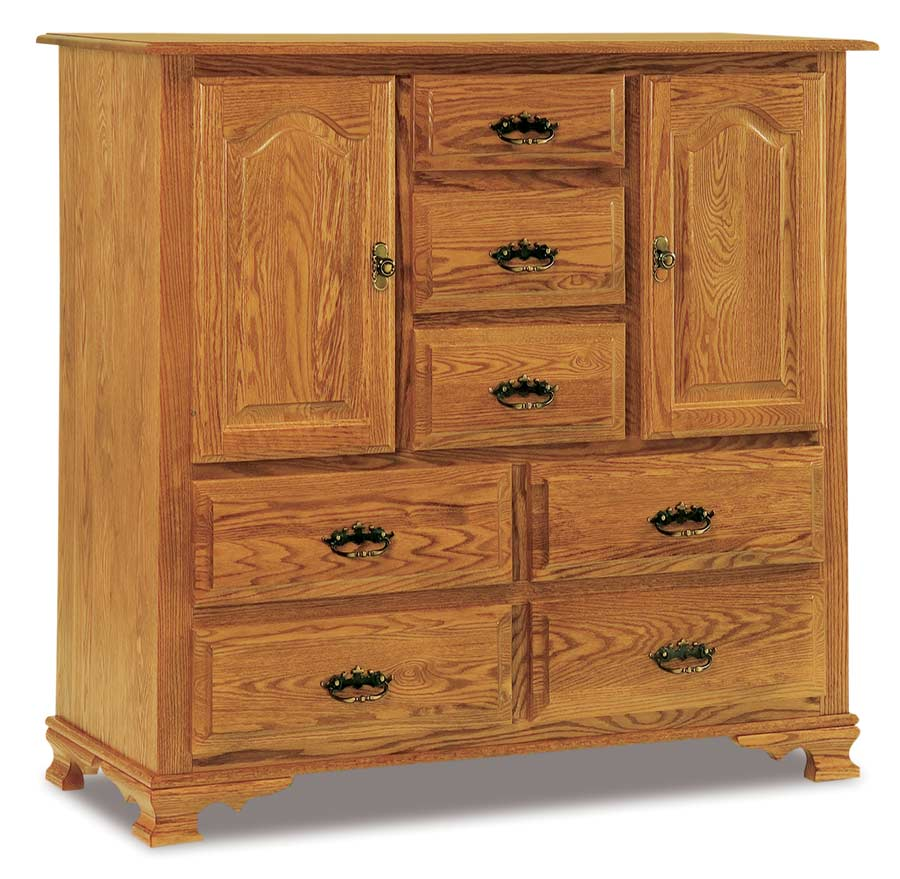 Hoosier Heritage His and Hers Chest JRH051