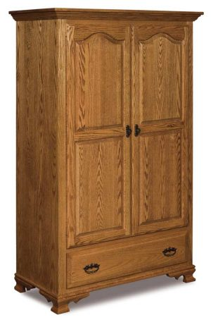 Hoosier Heritage Wardrobe Armoire 050
