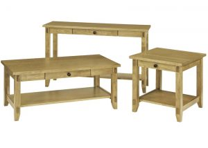 Bungalow Occasional Tables- Schwartz