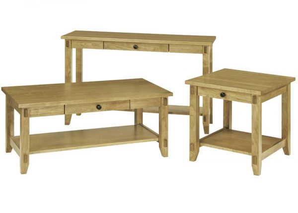 Bungalow Occasional Tables- Schwartz