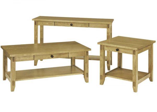 Bungalow Occasional tables Schwartz