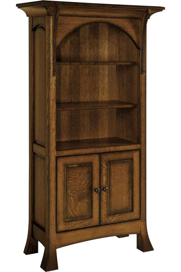 Breckenridge Bookcase SC-3665