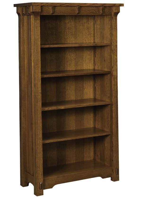 Manitoba Bookcase SC 3665