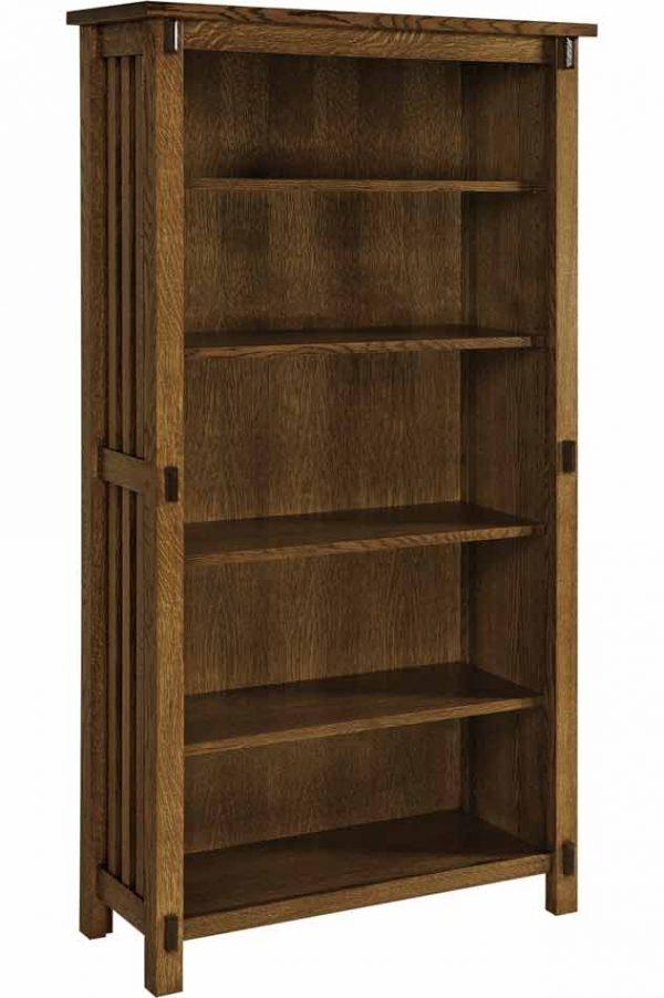 Rio Mission Bookcase 3665