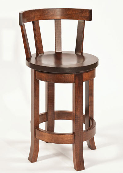Belmont Barstool with top