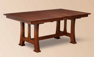 Custer Trestle Table