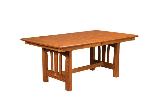 Mondovi Trestle Table