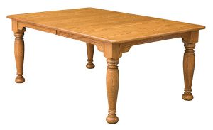 Belleville Leg Table