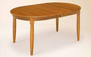 Oval Easton Leg Table