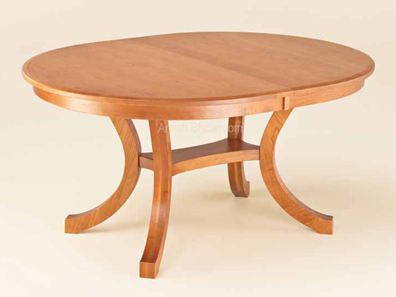 Oval carlisle table for 1 in dining tables by for Table th 00 02