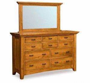 Legacy 10 Drawer Dresser LG 6810 D