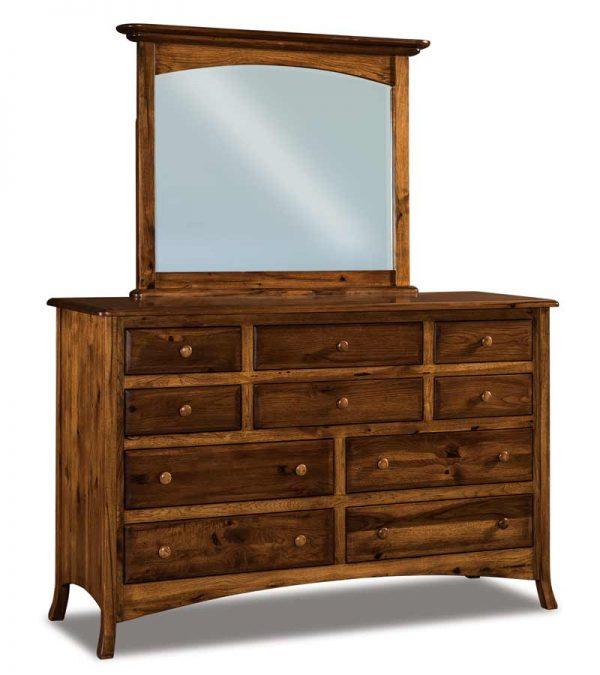 Carlisle 10 Drawer Dresser