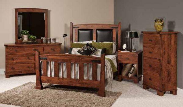 Larado Bedroom Collection