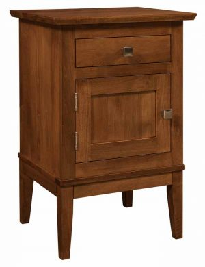 Venice 1 Drawer Nightstand