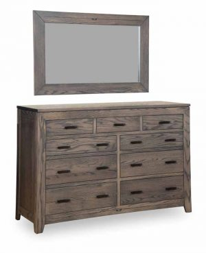 Addison Dresser 9 drawer