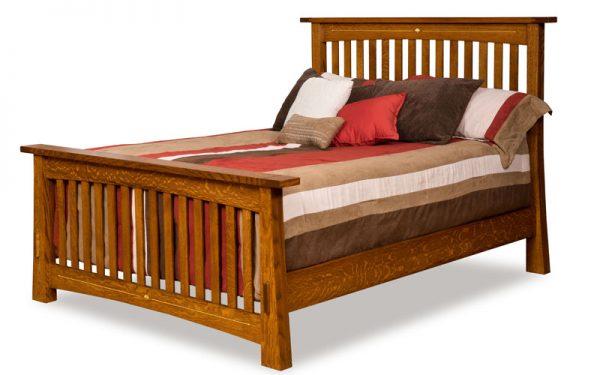 Mesa Slat Bed