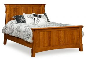 Pasadena Panel Bed