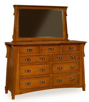 Pasadena 9 Drawer Dresser