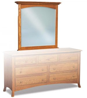 Carlisle Crown Mirror