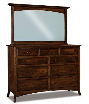 Carlisle 9 Drawer Dresser