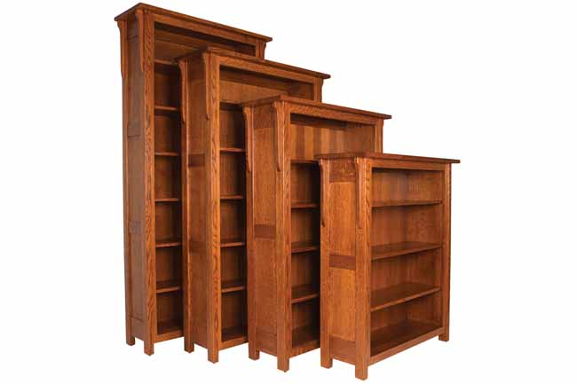 """Boston Bookcase 72"""""""