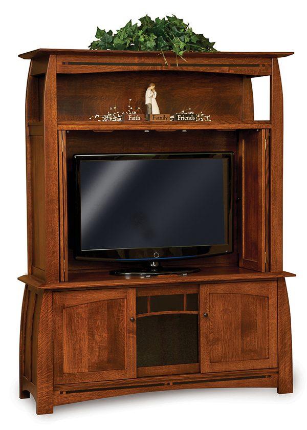 Boulder Creek Entertainment Cabinet/Center FVE-2060-BC