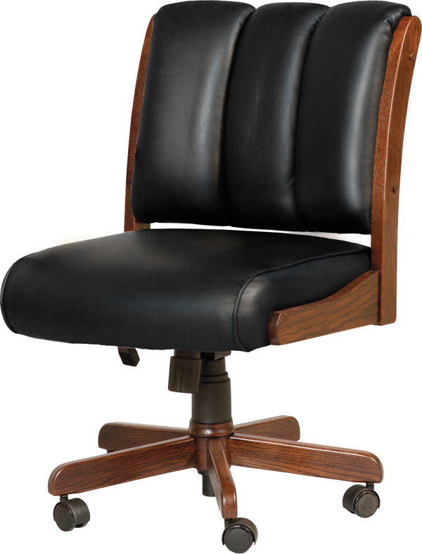 midland chair no arms in office buy custom amish furniture