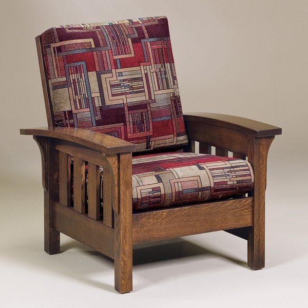 Bow Arm Chair 801 BAC