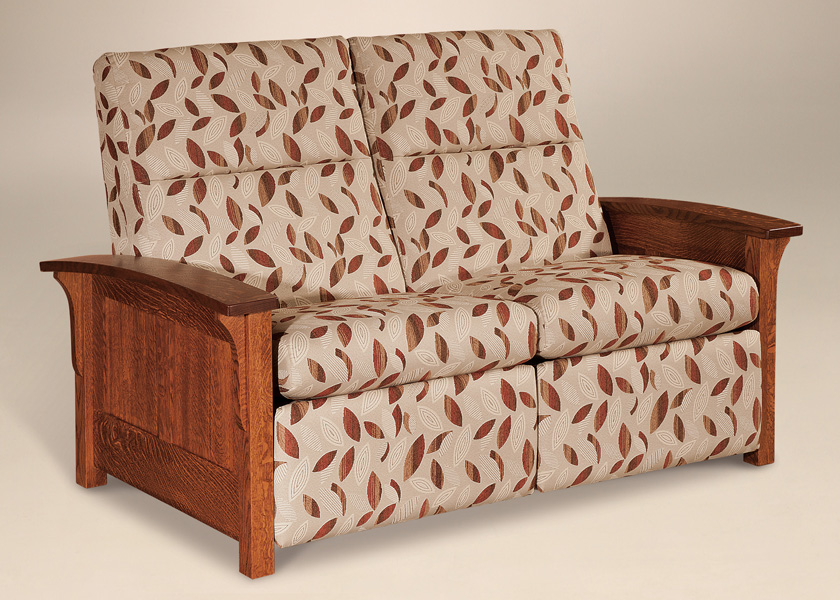Skyline Panel Loveseat Recliner 620 SPLR